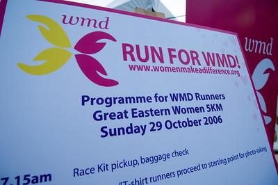 GE Women's 10K Run - WMD