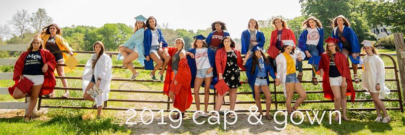 Cap & Gown 2019