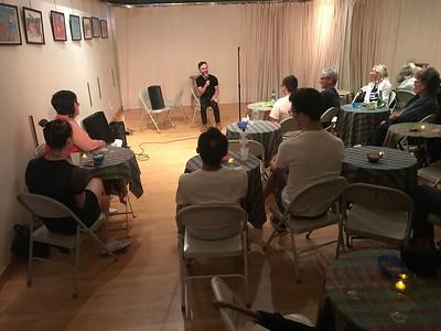 Gilligan Comedy Nights- June & Oct