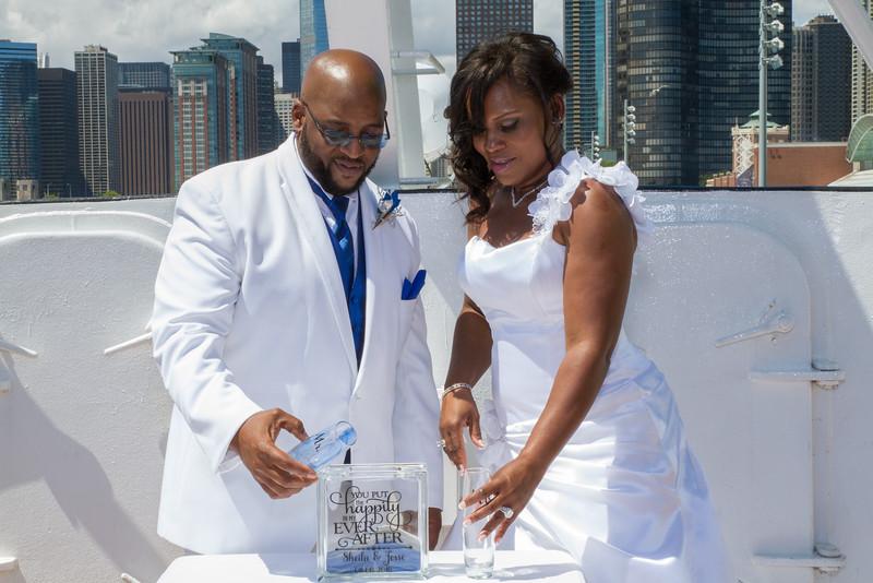 Jesse and Sheila Wedding Day