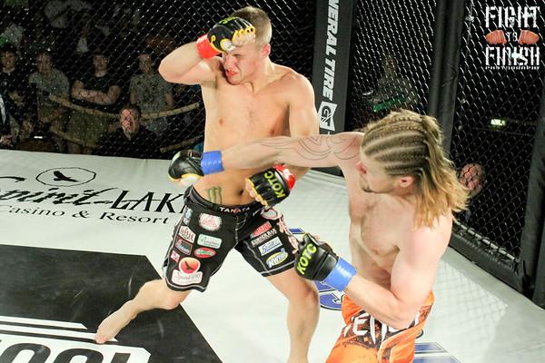 Spencer Klein vs Andrew Tanata