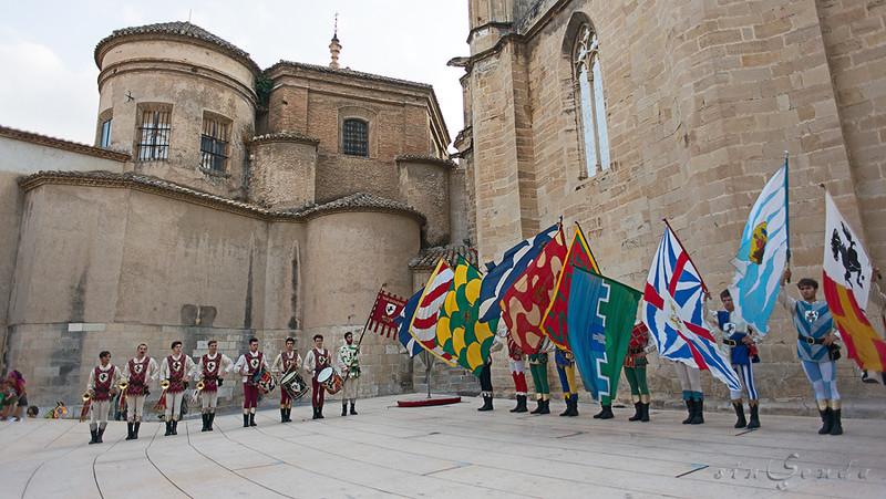 Sbandieratori di Arezzo IV