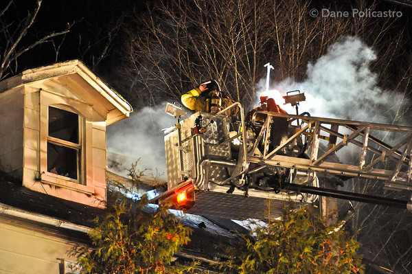 01-11-2012 Warwick, NY 2nd Alarm: 1503 Route 17A