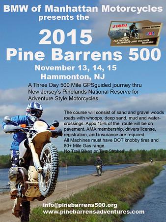 2015 Pine Barrens 500