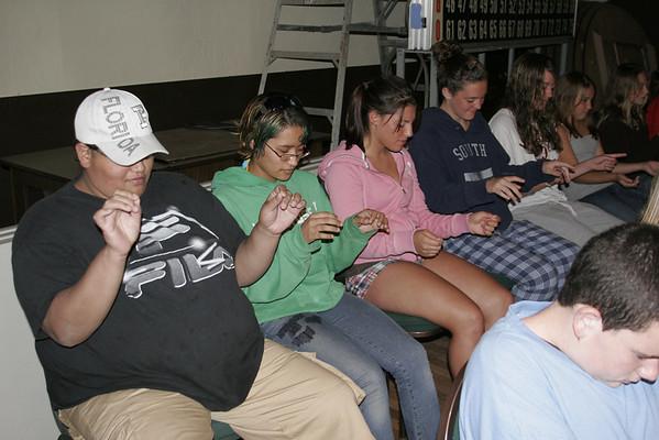Odetah Campground... June 13, 2009