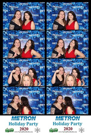 Metron Holiday Party 2020