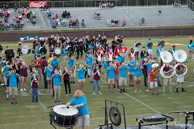 Middle School Band Night 10/11/16