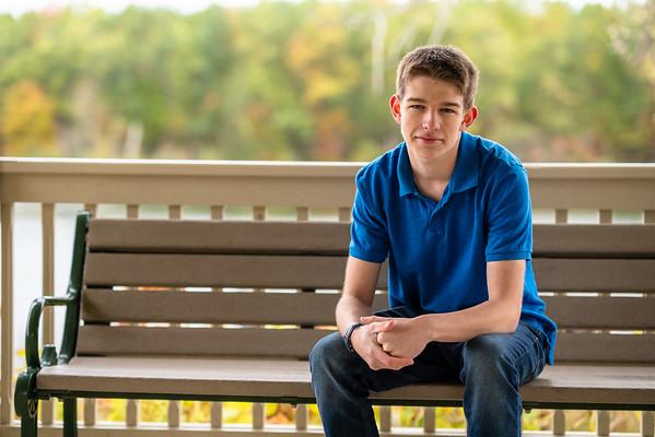 Claeys Senior Photos