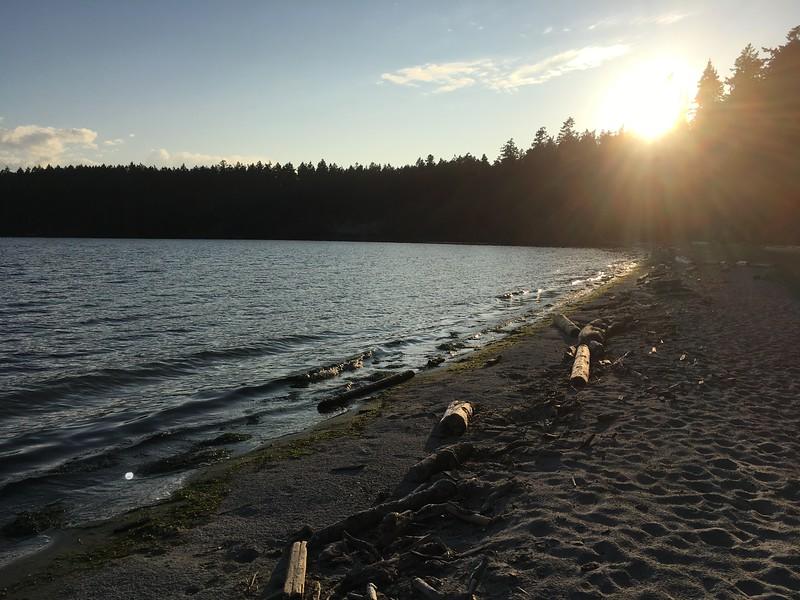 Indian Cove, Shaw Island