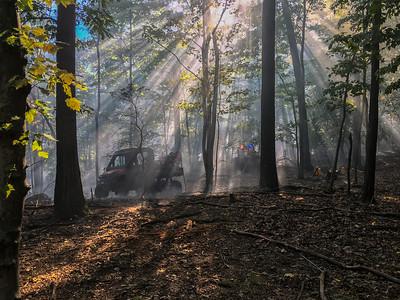 9-25-16 Jack Road Brush Fire