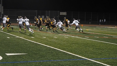 170915 GHS VARSITY FOOTBALL  - VIDEO EXTRACTS (DUBLIN GAME)