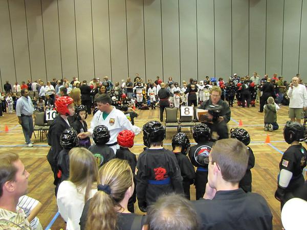 08-29-2010 Karate Tournament