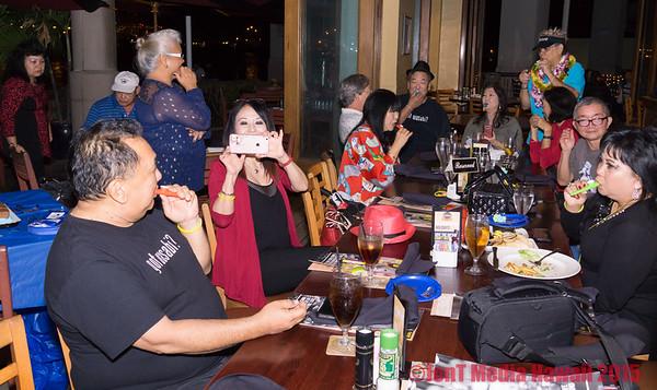 Bobby's Birthday Party @ Gordon Biersch (12-26-2015)