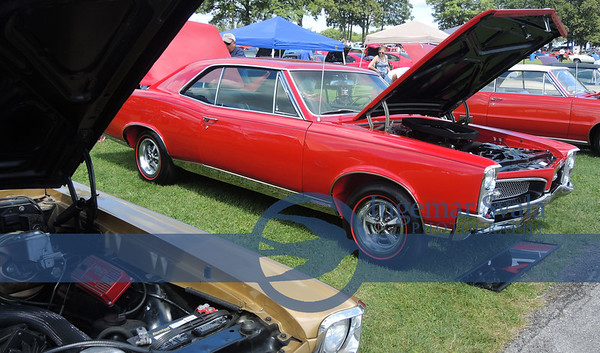 August 5 & 6, 2017, Norwalk, Ohio's SUMMIT MOTORSPORTS PARK  has its annual  PONTIAC WEEKEND.