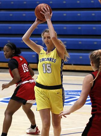 VU Women's Basketball vs Mineral Area 1/30/21