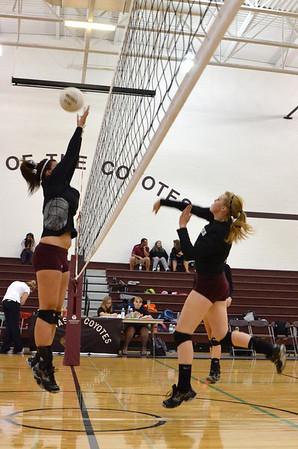 Varsity and Macho Volley Ball