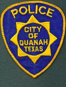 Quanah Police