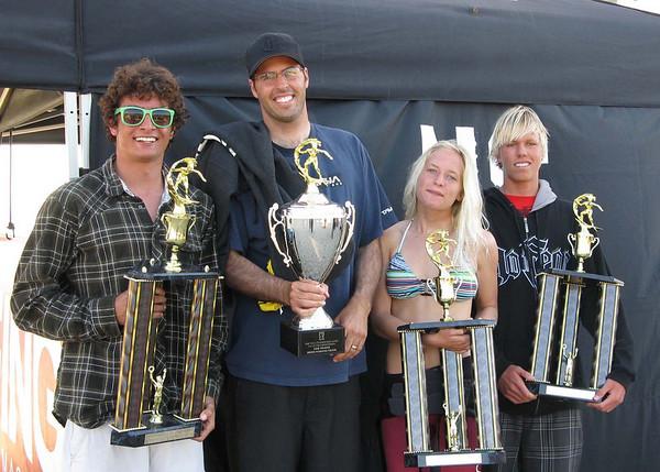 Carlsbad High Surf Team Group Photos 2007-08