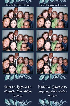 9/24/21 - Nikko & Edward Wedding