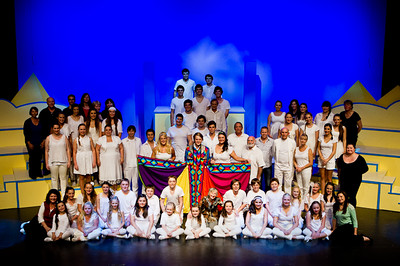 Joseph and the Amazing Technicolour Dreamcoat - May 2012