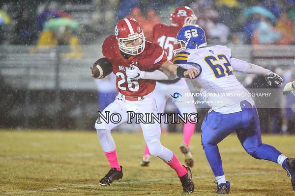 Booneville High vs. Belmont High