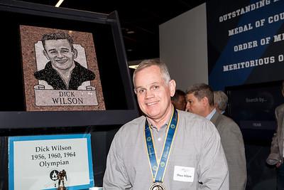 Dick Wilson, Distinguished Member
