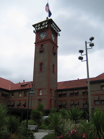 Union Station Portland, OR
