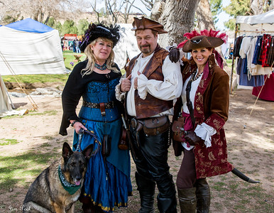 High Desert Pirate Invasion 3-18-2018