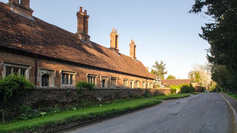Horton-cum-Studley village in Oxfordshire