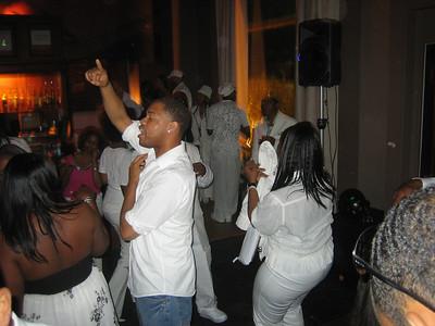 Hollywood Black Film Festival - White Party