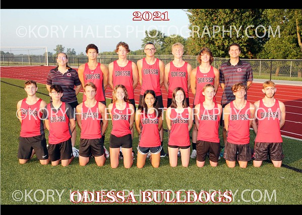 2021 OHS Cross Country
