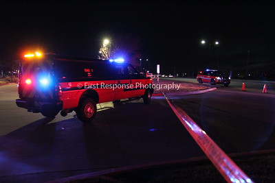 McKinney Texas Mid Air Collision. Custer Rd. @ Virginia 12/31/16