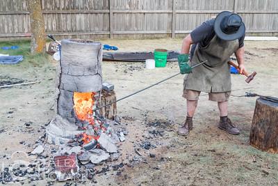 Viking Age Iron Smelt