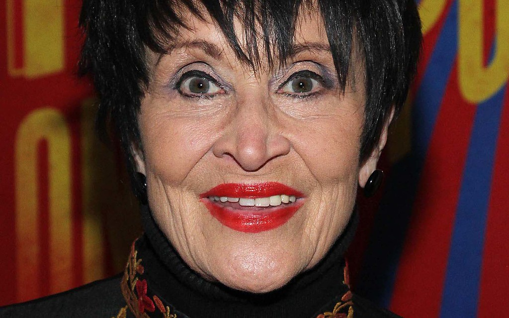 . Tony Award-winning actress and singer Chita Rivera, beloved for her artistry in Broadway musicals, is 84. (Getty Images: Rob Kim)
