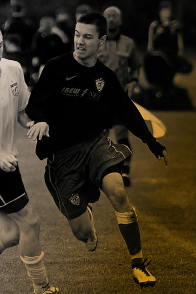 Tynecastle soccer fun shots