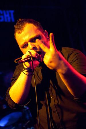 Burn The Yeti + Life Below Light - Live @ Club 85 - Hitchin, Hertfordshire