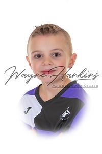 Lawson Jones ~  Swansea kit