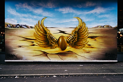 Streetart Manchester
