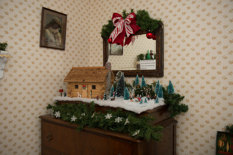 Dr. Woods House Museum - interior