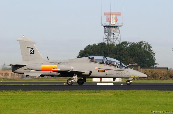 EHLW Luchtmacht Dagen 2011 Day One