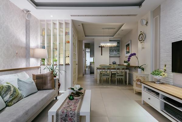 大城西班牙 – 合式室內裝修