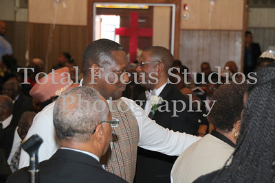 Installation Celebration of Rev. Frank Hawkins as Pastor at Greater Central Baptist Church