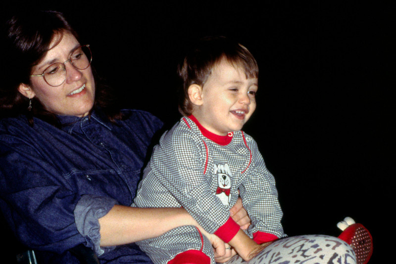 Susan and Benny; Nov 1996