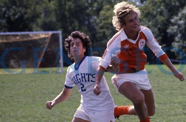 Men's Soccer Across the 1980s