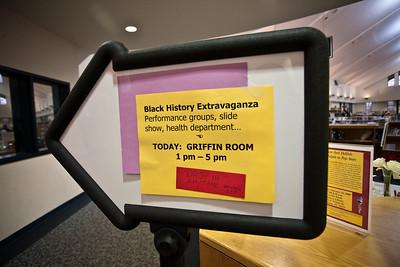 Black History Monroe Library