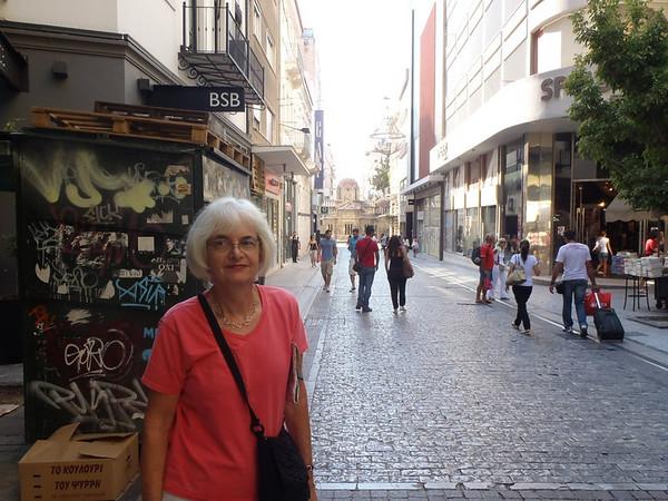 Athens and Corfu