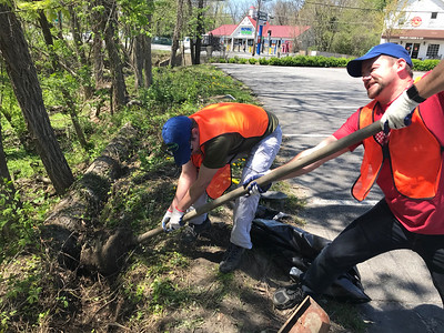 5.1.2018 Herbert Run Cleanup off of Edmondson Avenue