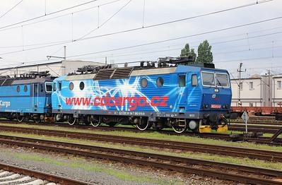 CD Class 363