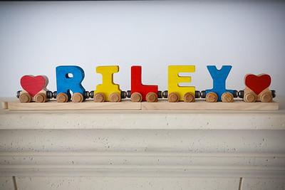 Riley, Elaine & Bobby