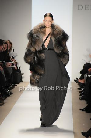 Dennis Basso model  photo  by Rob Rich © 2010 robwayne1@aol.com 516-676-3939